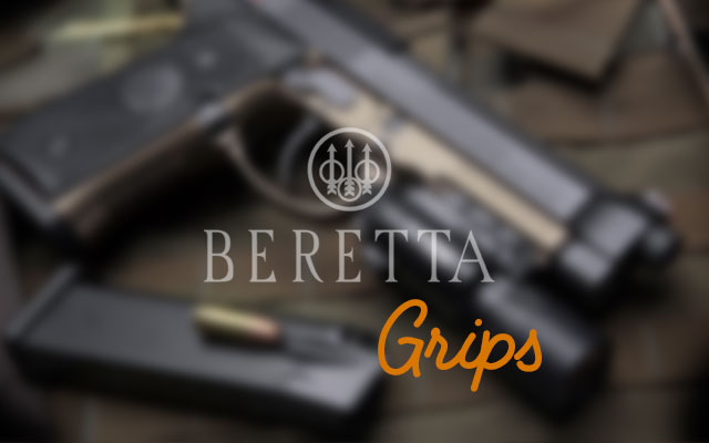 Your [Complete] Guide To Beretta 84 Grips