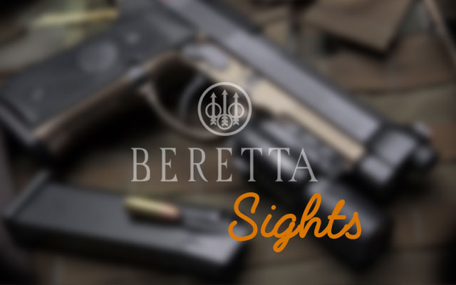 Your [Complete] Guide To Beretta 84 Sights