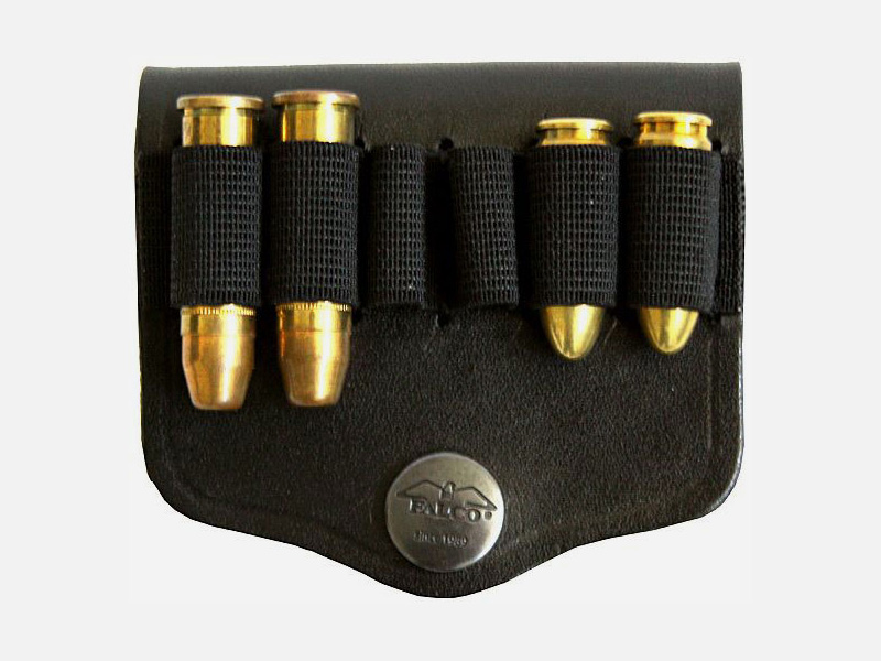 Leather Holder For Ammo