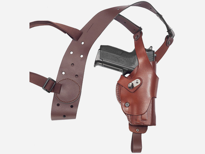 Vertical Roto-Shoulder Holster